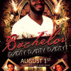 Mike Mack Bachelor Party Flyer